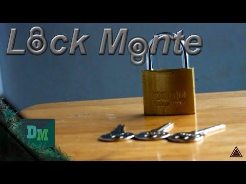 Lock Monte Demo By Uzop Magic Team