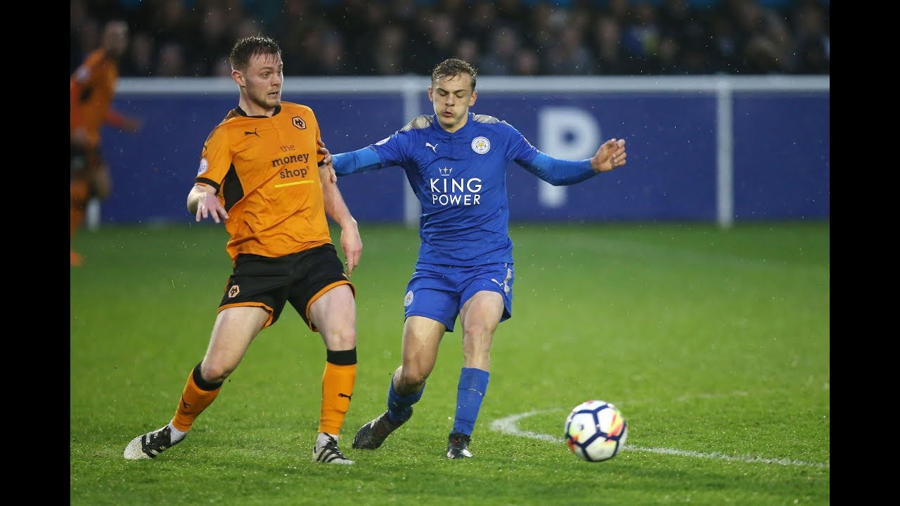 U23 Highlights Leicester City 2 0 Wolves Youtube