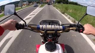 yamaha xt 600 acceleration