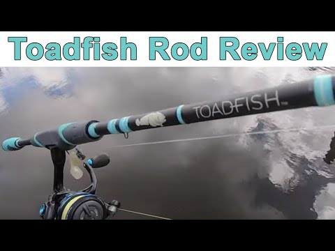 Toadfish Spinning Rod Review (Top 3 Pros & Cons)