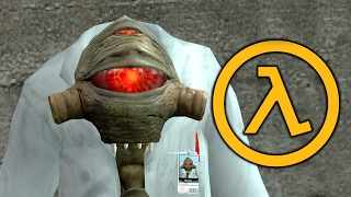 ПОЕДАТЕЛЬ ЛЮДЕЙ  Half-Life 2 - Black Mesa Stalwart
