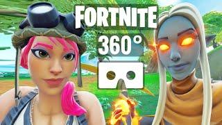 [360° Video] Fortnite Dance VR Box Google Cardboard PSVR