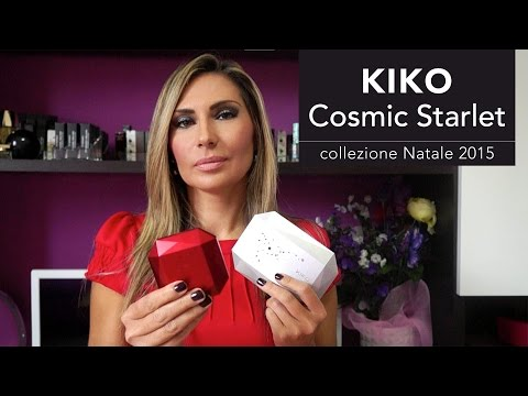 KIKO COSMIC STARLETS | Collezione Natale 2015