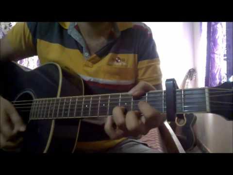 Zaalima Beginners Guitar Chords | Arijit Singh & Harshdeep | Shah Rukh Khan | Raaes