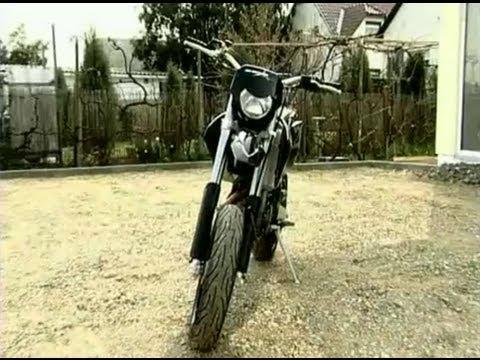 Motorter Sherco 4.5 Supermoto 2007