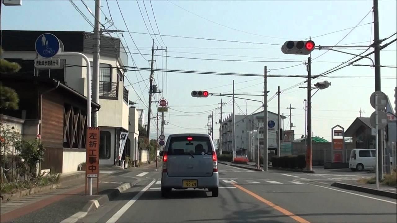 車載動画】群馬県道3号 前橋大間...