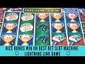 NICE BONUS WIN ON BEST BET SLOT MACHINE - LIGHTNING LINK GAME - SunFlower Slots
