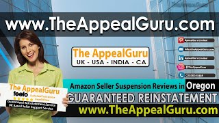 Amazon Seller Suspension Reviews in Oregon - How many days take to review the suspended account?