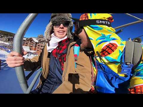 "SavageLife Ep. 2 ""Snowboarding BRECKINRIDGE Colorado"" (Fvncii"