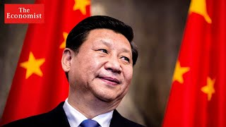 Xi Jinping, China s president, is the world s most powerful man The Economist