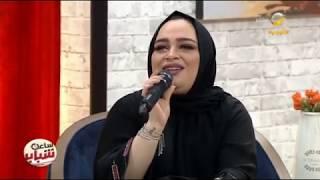 الفنانة فادية العايدي في ضيافة ساعة شباب تروي قصتها مع الفن وأصعب مراحل حياتها