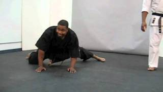 Michael Jai White: Black Belt Magazine Cover Shoot