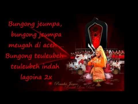 Bungong Jeumpa Versi Progressive Metal   Lagu Aceh   PI