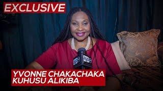 EXCLUSIVE: Yvonne Chakachaka alivyomuongelea Alikiba on AyoTV