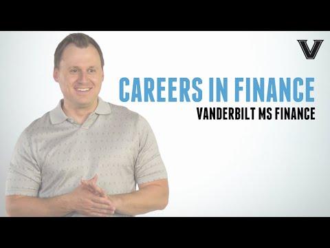 MS Finance Career Advice