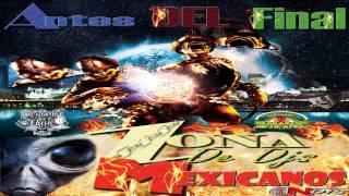 Intro Zona De Djs Mexicanos Vol 6 ★La Despedida®★Tiestoriki