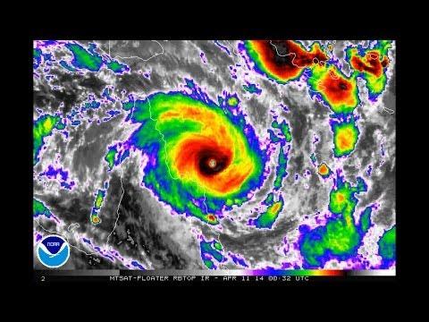 Severe Tropical Cyclone Ita / 23P (2014)