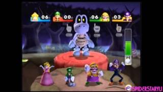 Mario Party 9 - Deck Dry Bones