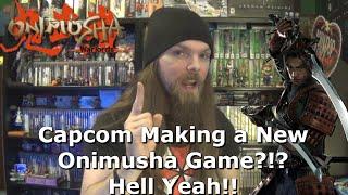 Capcom Making a New Onimusha Game?!? Hell Yeah!!