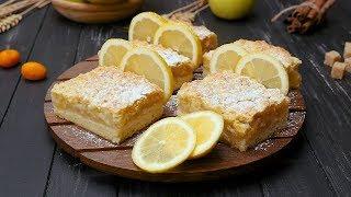 Лимонный пирог от Ирины Аллегровой - Рецепты от Со Вкусом