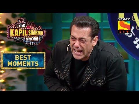 Recreating Hum Aapke Hai Koun Ft. Salman And Bharti | The Kapil Sharma Show Season 2 | Best Moments