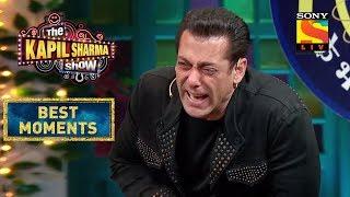 Recreating Hum Aapke Hai Koun Ft. Salman And Bharti   The Kapil Sharma Show Season 2   Best Moments