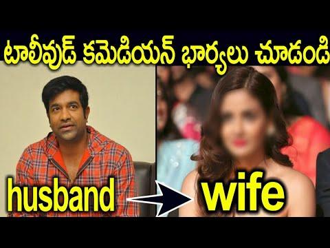 Tollywood Comedian Wives | Vennela Kishore | Srinivas | Venu Tillu | Latest Telugu Film News