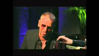 LIVERPOOL08 RINGO STARR. OFF THE RECORD w/Dave Stewart