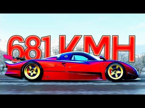 681 KM/H cu MASINA ! Forza Horizon 4 thumbnail