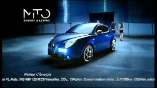 "Alfa Romeo Mito, ""Rainbow of Love"" by Bob Sinclar"