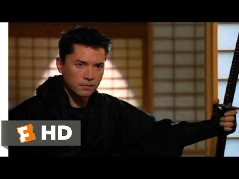 The Hunted (2/9) Movie CLIP - Kinjo Kills Kirina (1995) HD