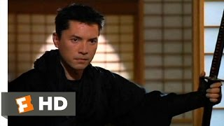 The Hunted (2/9) Movie CLIP - Kinjo Kills Kirina (1995) HD
