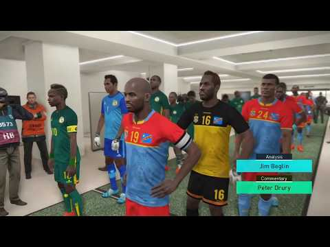 DR Congo vs Senegal - African Qualifying (Round 3 Group A)