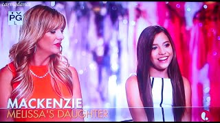 mackenzie ziegler talks about making abby cry throwback special