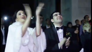 Самая красивая и веселая свадьба в мире Sargis & Aida wedding