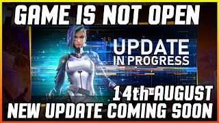 Free Fire New Update 2019 Live (GAME IS NOT OPENING 14th AUGUST 2019)