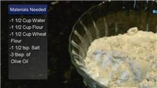 Pizza Recipes : Whole Wheat Pizza Crust Recipe
