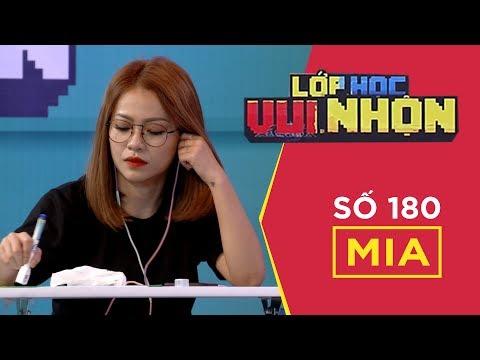 Lớp Học Vui Nhộn - 180 | Chủ Đề: Một Ngày Để Sống | Khởi My, Thanh Duy & Mia | Fullshow