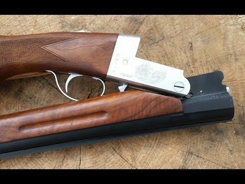 Yildiz TK12 Beautiful $140 Folding 12 Ga. Shotgun