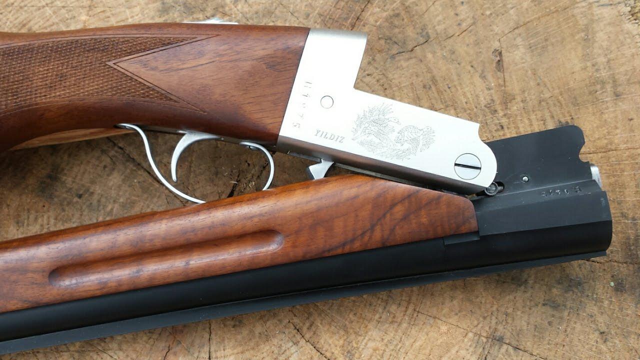 Yildiz TK12 Beautiful $140 Folding 12 Ga  Shotgun