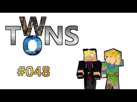 Minecraft Two Towns - ( Die Sache mit der Erde und dem Feuer ) - [047]