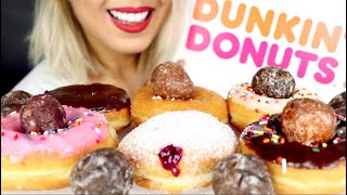 ASMR Eating Dunkin Donuts | Soft Eating Sounds *No Talking