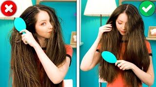 25 THINGS YOU'VE BEEN DOING WRONG || Simple Everyday Tricks For Any Situation