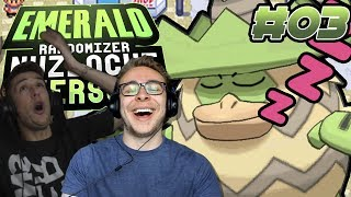 A TOUGH FIRST GYM BATTLE! - Pokemon Emerald Randomized Nuzlocke Versus Part 03
