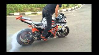 Freestyle Banjar Patroman indonesia - StuntRider 202 (Silent X-treme)  part-1