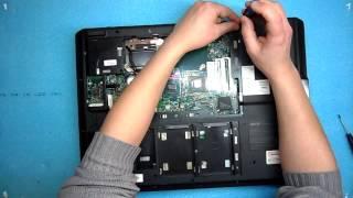 видео Ремонт ноутбука ACER Aspire 9920