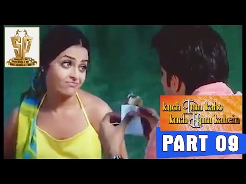 Kuch Tum Kaho Kuch Hum Kahein Full Length Movie Parts : 09/13 ll Fardeen Khan, Richa Pallod