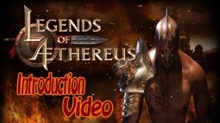 Legends of Aethereus - Introduction Gameplay