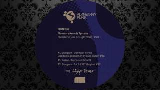 Planetary Assault Systems - The Gated (Ben Sims Edit) [MOTE EVOLVER]