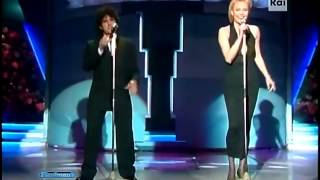 ♫ Fausto Leali e Anna Oxa ♪ Ti lascerò (Sanremo 1989) ♫ Video & Audio Restaurati HD